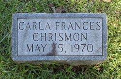 Carla Frances Chrismon