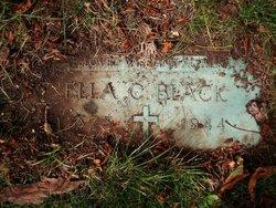 Ella C. Black