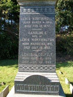 Caroline E Worthington