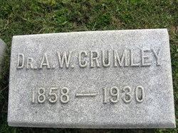 Dr A. W. Crumley