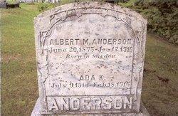 Ada K Anderson