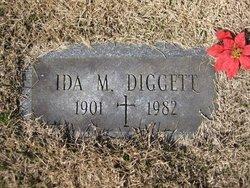 Ida M Diggett