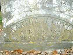 Martha J Mattie <i>Provence</i> Coyle
