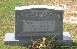 Ronald David Crain