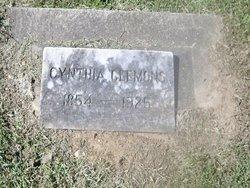 Cynthia <i>Crider</i> Clemons