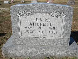 Ida M. Ahlfeld