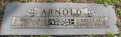 Paul R Arnold