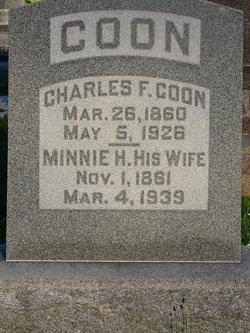 Minnie H Coon