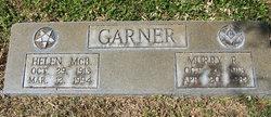 Helen Agnes <i>McBryde</i> Garner