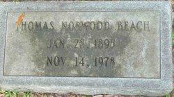 Thomas Norwood Beach