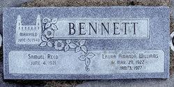 Laura <i>Williams</i> Bennett