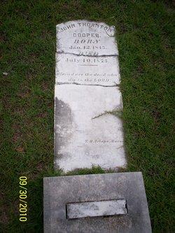 John Thornton Cooper