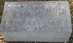Marie Ann Catherine Margaret <i>Eggeman</i> McEntaffer