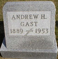 Andrew H Gast