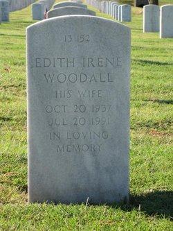 Edith Irene <i>Priest</i> Woodall