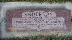 Levi Lee Anderson