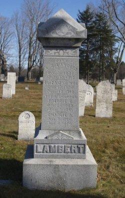 Cora R <i>Lambert</i> Hayden