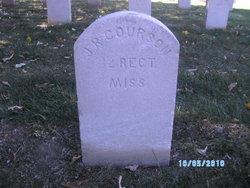 Pvt John R Courson