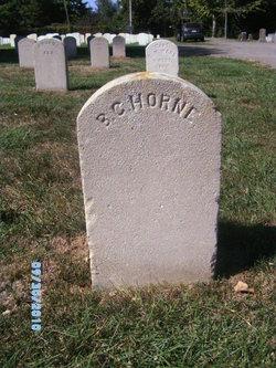Pvt B G Horne