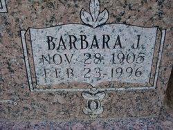 Barbara J Carlson