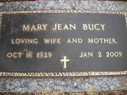 Mary Jean Bucy