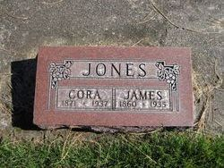 Cora Esther <i>Ray</i> Jones
