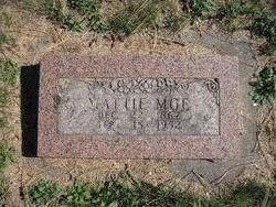 Mattie <i>Swain</i> Moe