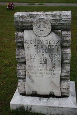 Ritchey Doss Alexander