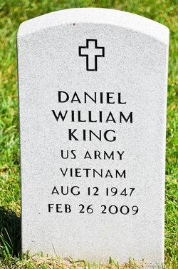 Daniel William King