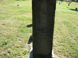 Huldah J. <i>Amber</i> Hittle