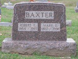 Mary Elizabeth <i>Laufer</i> Baxter