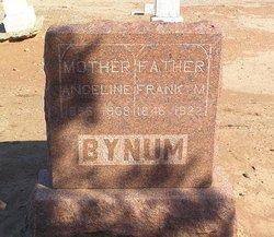 Angeline Linie <i>Pate</i> Bynum