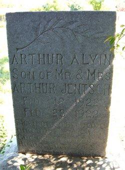 Arthur Alvin Jentsch