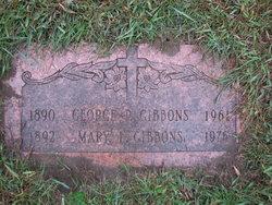 George Parker Gibbons