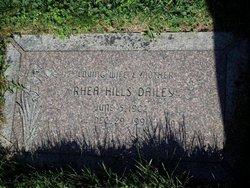 Rhea <i>Gray</i> Dailey
