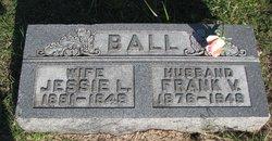 Jessie Leatha <i>Lasley</i> Ball