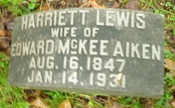Harriett <i>Lewis</i> Aiken