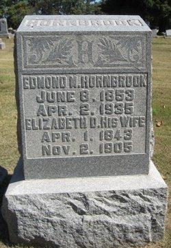 Elizabeth D. <i>Grubb</i> Hornbrook