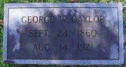 George W. Gaylor