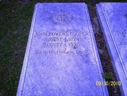 John Powers Cooper