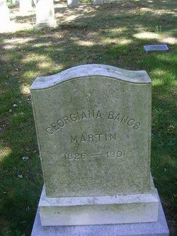 Georgiana <i>Bangs</i> Martin