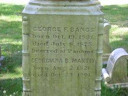 George Franklin Bangs