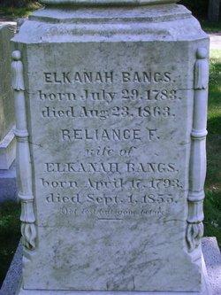 Reliance <i>Freeman</i> Bangs