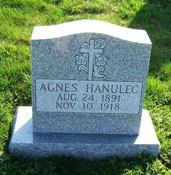 Agnes <i>Policek</i> Hanulec