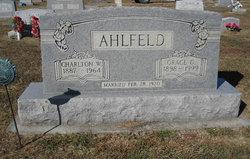 Grace G. <i>Rosignol</i> Ahlfeld
