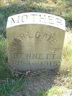 Charlotte Amanda Lotte <i>Tiffany</i> Bennett