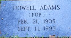 Howell Adams
