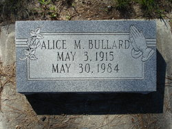 Alice M. Bullard