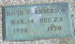 David R Anderson