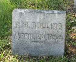 R. S. Rollins